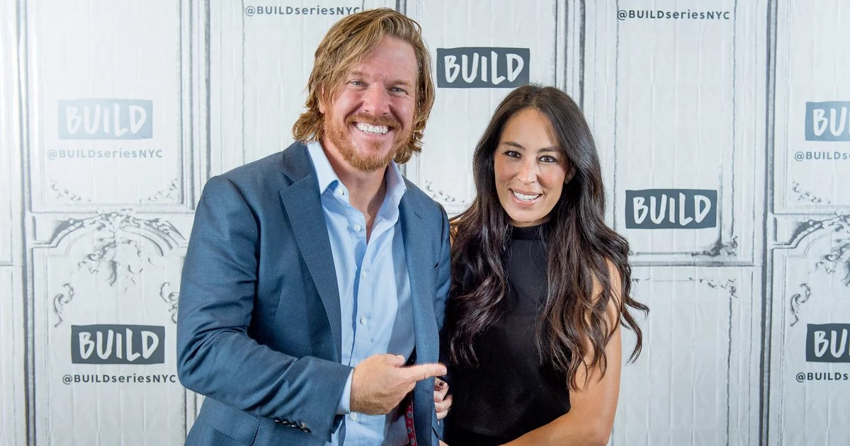 Chip and Joanna Gaines Just Announced Details For 10 Shows Coming to Their Magnolia Network