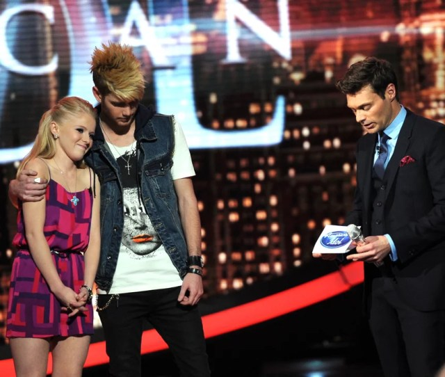 Colton Dixon Voted Off American Idol Pictures