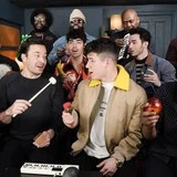 """The Jonas Brothers Played """"Sucker"""" With Classroom Instruments, and We Can't Get Enough"""