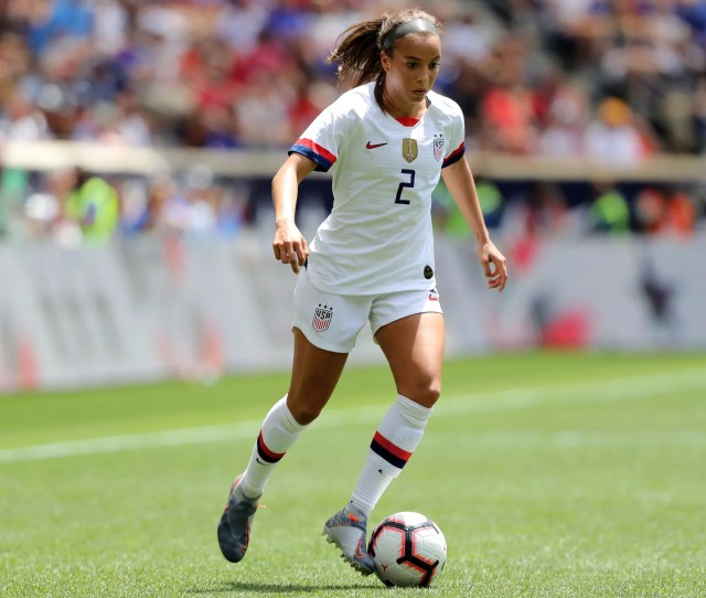 Harrison New Jersey May 26 Mallory Pugh 2 Of The United States