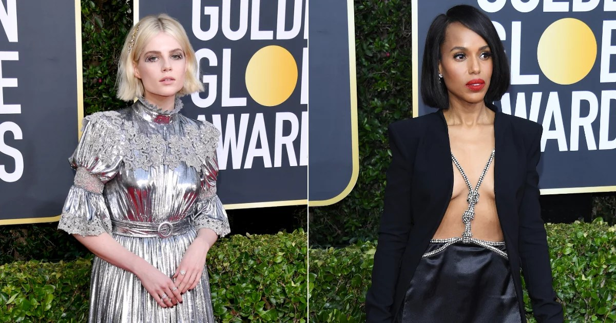 The 2020 Golden Globes were home to some of the most glamorous beauty looks Take a peek at the best hair and makeup from the night now!