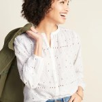 Cheap Button Down Shirts For Women At Old Navy Popsugar Fashion