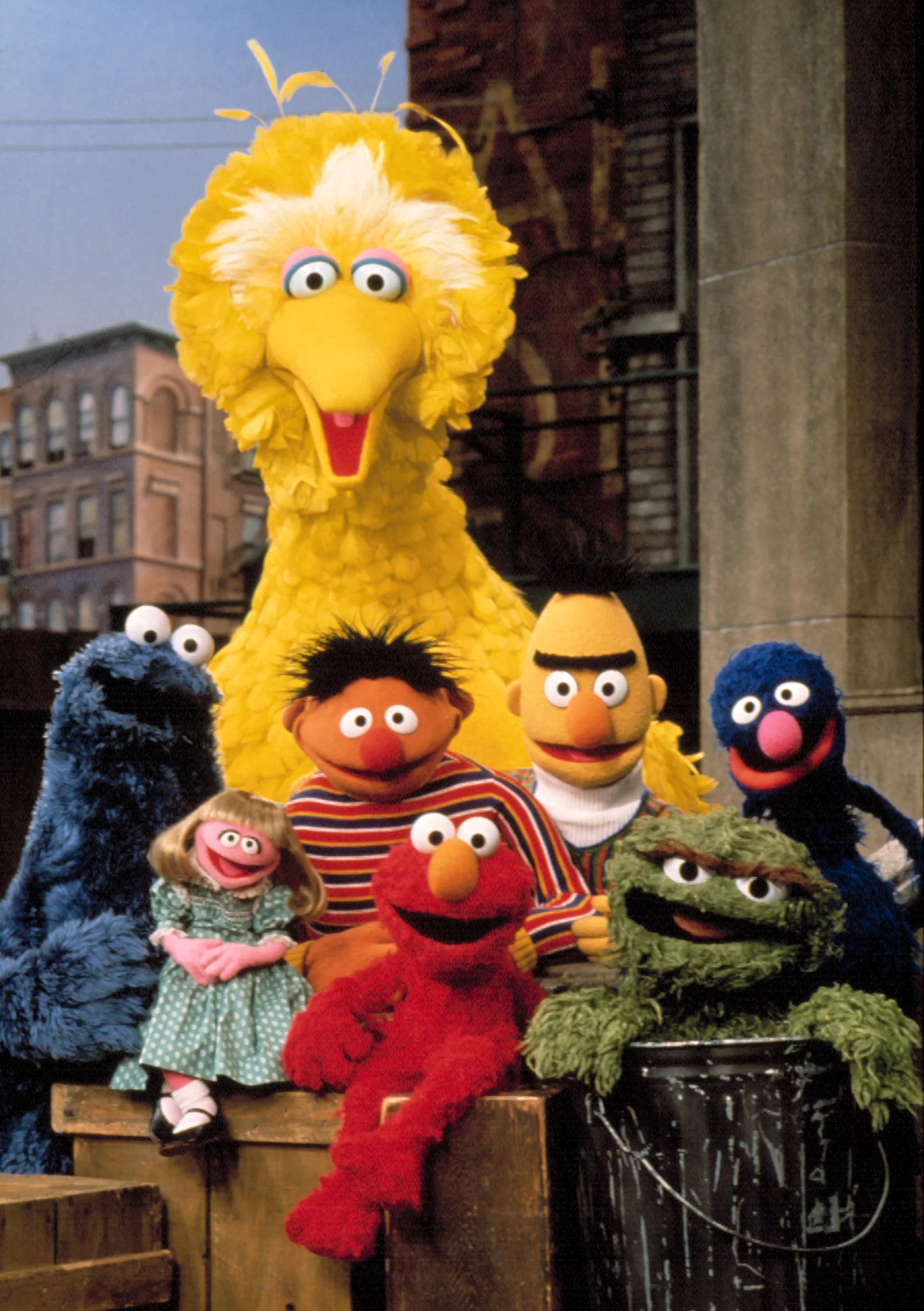 Why I Loved Sesame Street As A Child