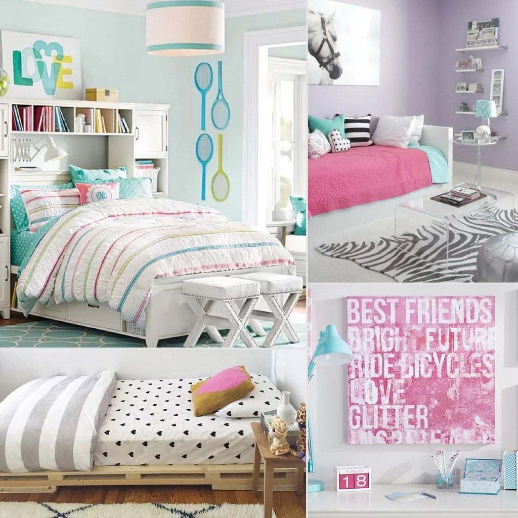 Tween Girl Bedroom Inspiration and Ideas | POPSUGAR Moms on Room Decorations For Girls  id=66963