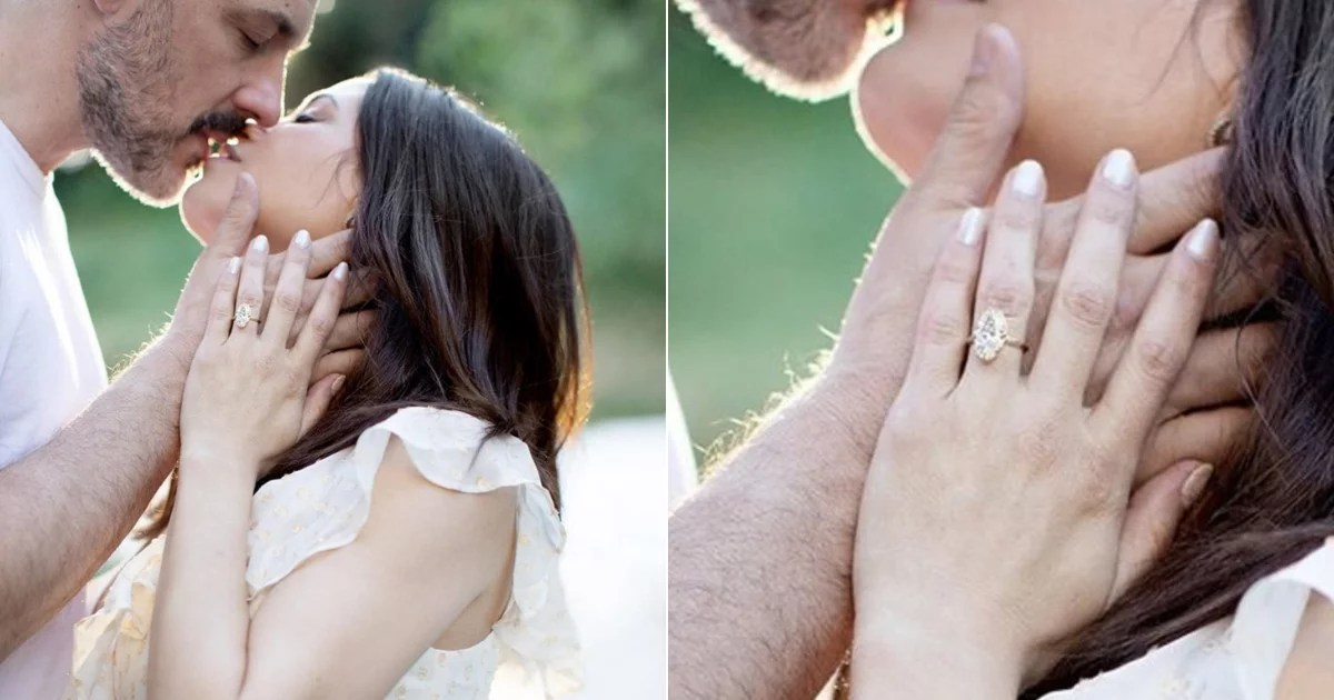 Jenna Dewan Shows Off Gorgeous Engagement Ring by Nikki Reed's Sustainable Jewelry Brand
