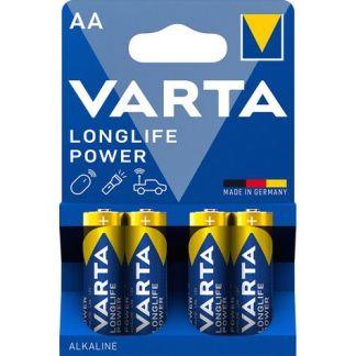 BATTERIER AA ALK LR6