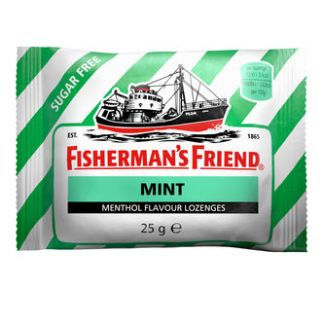 FISHERMANS FR MINT