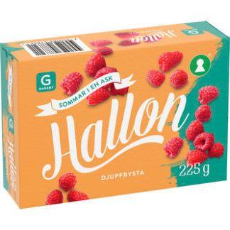 HALLON FRYST