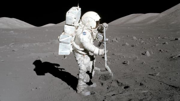 'An infinite, giant trampoline': Apollo 17's Harrison ...