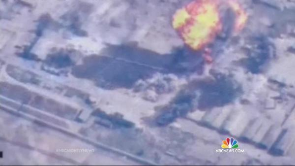 Jordan Claims It's Inflicted Heavy Losses on ISIS - NBC News