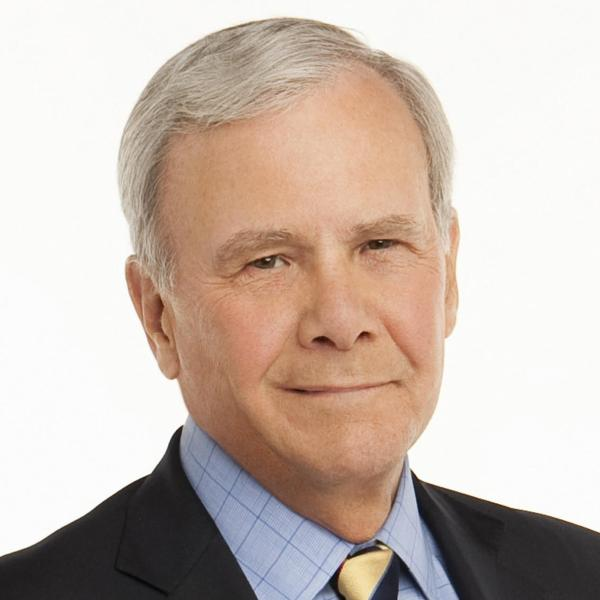 Tom Brokaw on Cancer Diagnosis: 'I Didn't Know What I Was ...