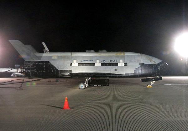 Air Forces Secretive X37B Space Plane Shatters Orbit