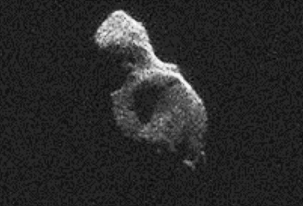 'Beast' Asteroid Looks Like a Beauty in Radar Images - NBC ...