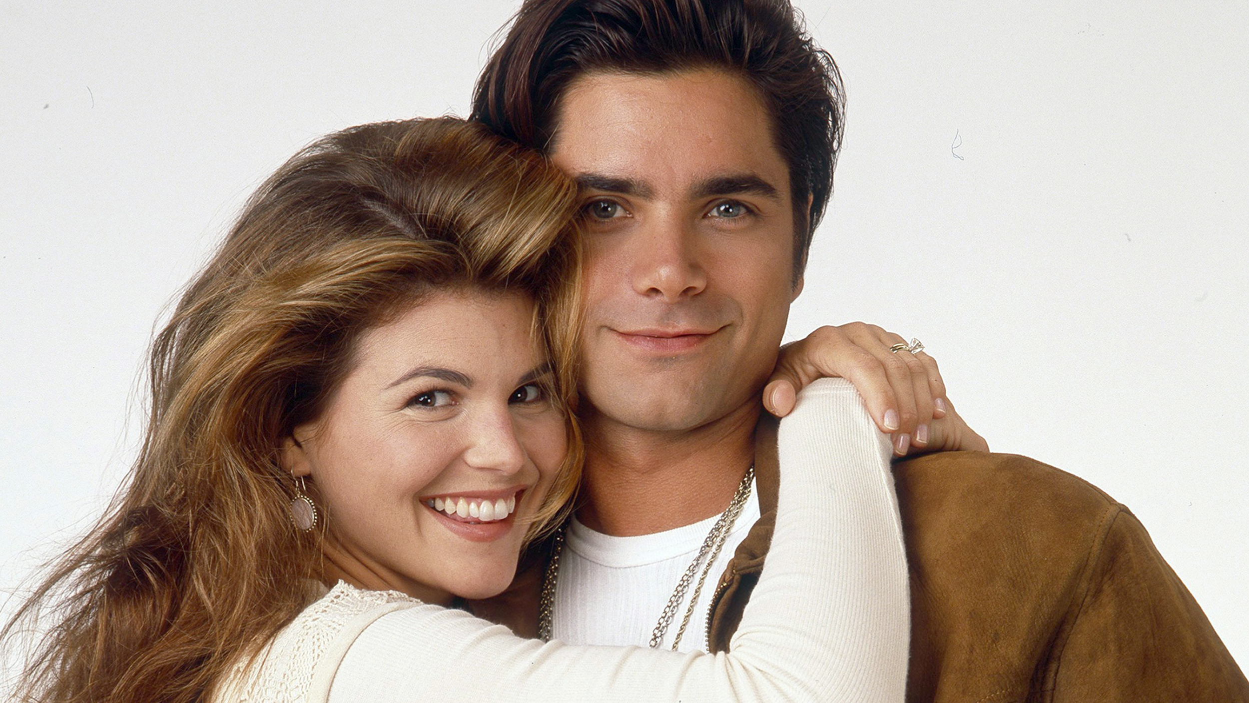 Fuller House Star John Stamos Gives First Look At Uncle