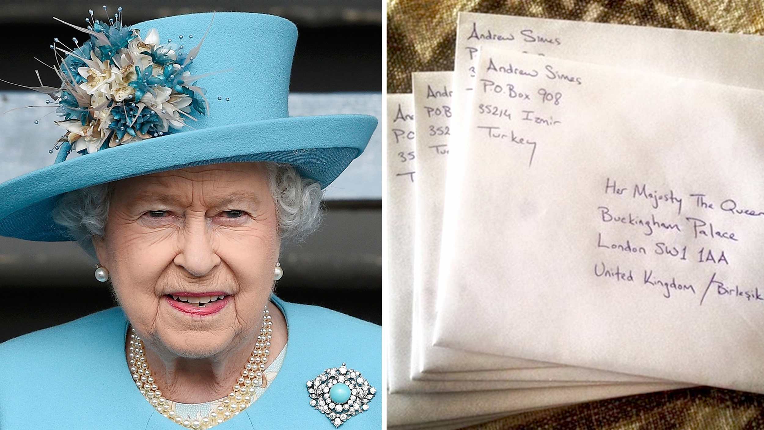 Queen Elizabeth Personally Thanks Man Who Sent Her