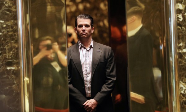 anonymous liked the article 'Trump Jr. Emails: 'I Love It ...