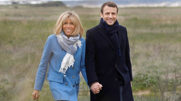 French first lady Brigitte Macron on 24-year age gap with ...