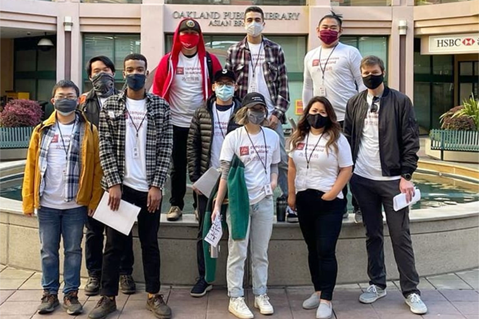 """""""Asians with Attitudes"""" group seeks to combat rise in hate crimes 3/5/21"""