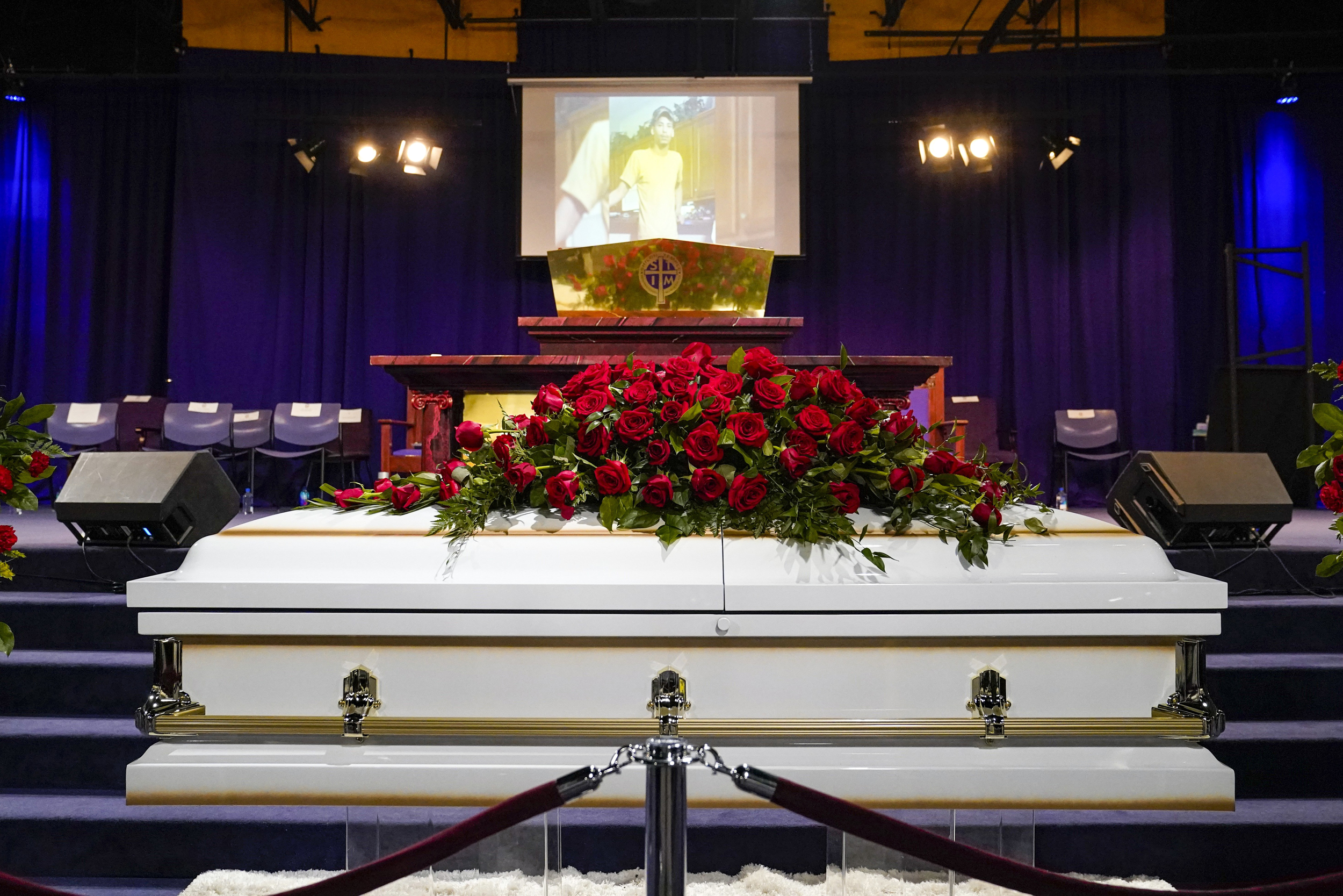 Black News: Daunte Wright Remembered In Emotional Funeral Service Today 4/22/21