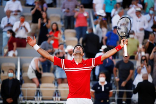 Novak Djokovic wins French Open in dramatic comeback 2