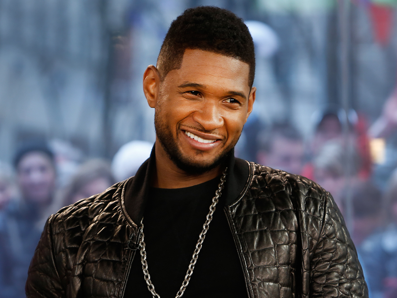 What I Wore TODAY Usher