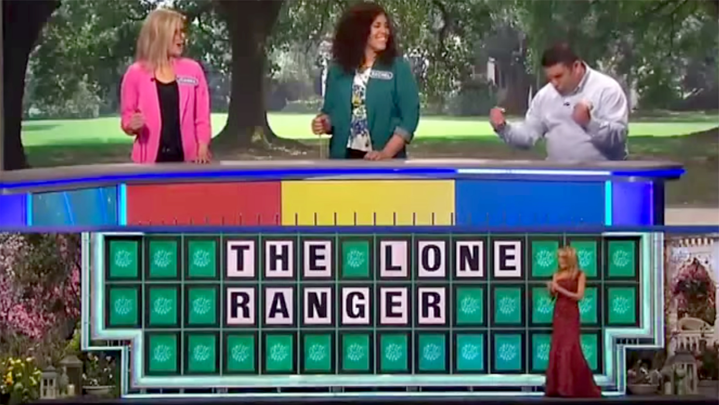 Record Breaking Wheel Of Fortune Contestant Makes Jaw