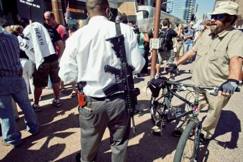 Guns near Obama fuel 'open-carry' debate - US news - Life ...