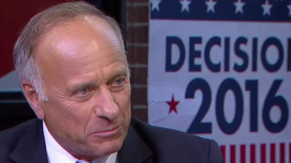 GOP Rep. Steve King's jaw dropping remarks   MSNBC