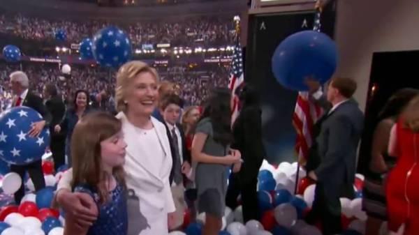 Clinton delivers meaty, 'workman-like' speech