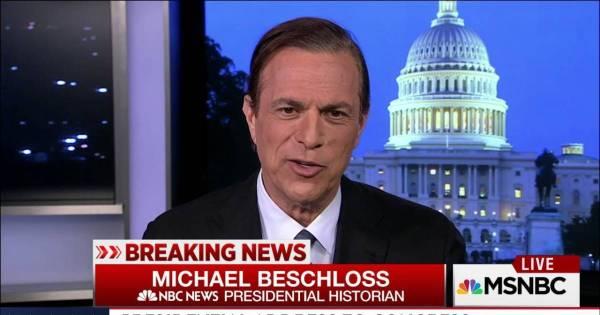 Beschloss: Awareness of history would benefit Trump