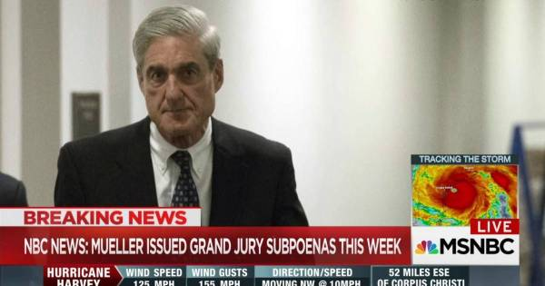 NBC News: Mueller issues new subpoenas to Manafort associates