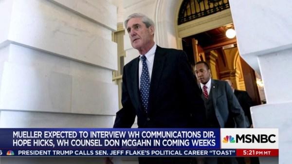Robert Mueller to interview Trump aide Hope Hicks | MSNBC