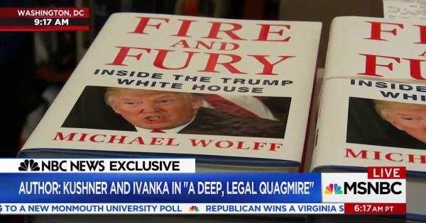How did Michael Wolff gain access to the White House to ...