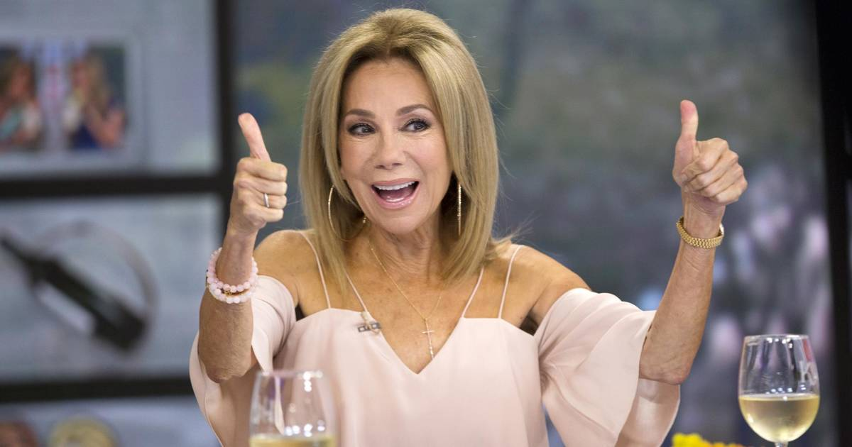 Happy Birthday Kathie Lee See Kris Jenner And Craig Fergusons Sweet Messages