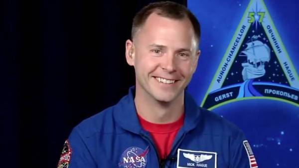 Flipboard Astronaut Nick Hague says there was no time to