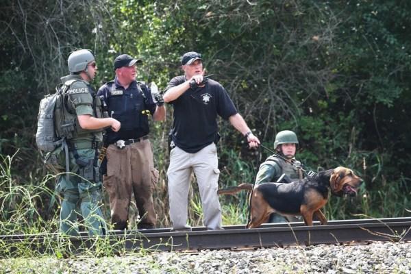 Massive Manhunt Targets Suspects in Illinois Cop Killing ...