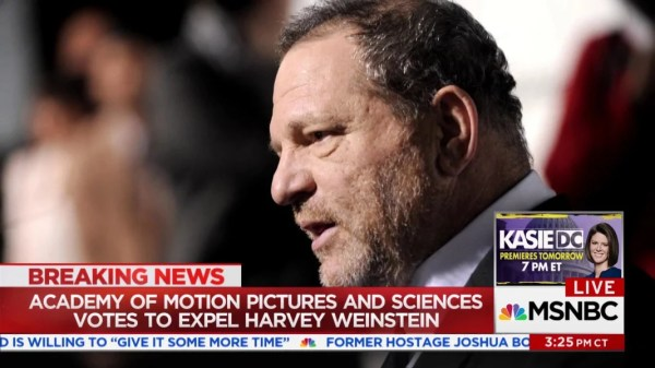 Motion Picture Academy Ousts Harvey Weinstein Amid Sexual ...