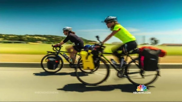 What Two Women on a Cross Country Bike Ride Want Girls to ...