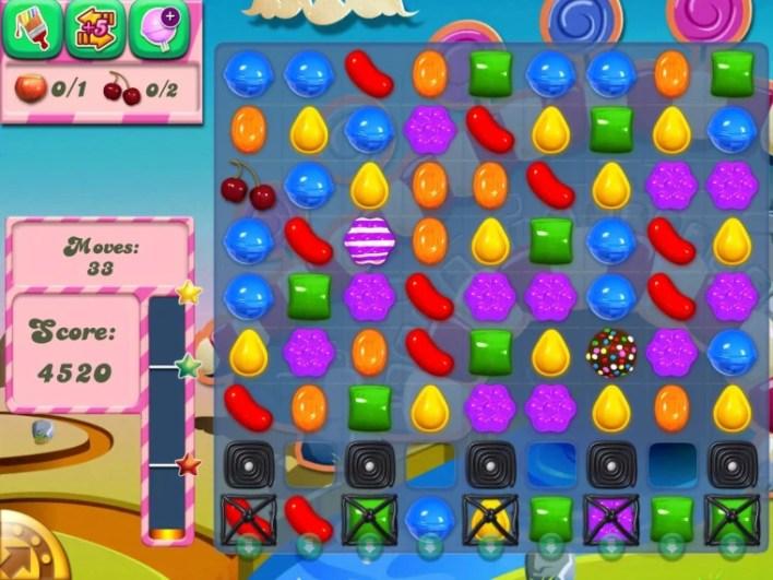 تطبيق Candy Crush Saga - أكثر التطبيقات تحميلاً