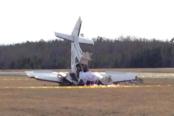 Three Killed When Plane Trying to Avoid Collision Crashes ...