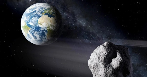 Another Asteroid! Third Space Rock Buzzes Past Earth