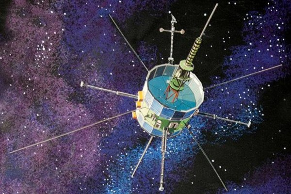 Crowdfunded Team Wants to Revive NASA Space Probe NBC News