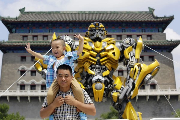 Transformers is Hollywood's Latest Try to Woo Both US and ...