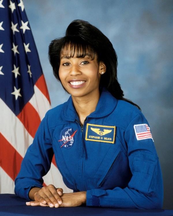 Three Black Female Astronauts Share Their Small Steps ...