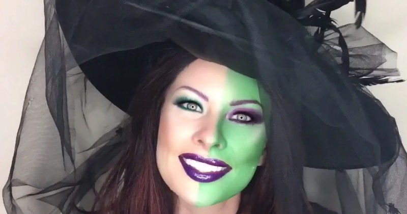 Witch Costume Makeup And Ideas To Try