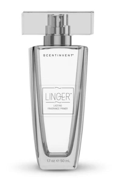Linger Fragrance Primer Today Show