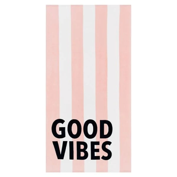 Pottery Barn Good Vibes Towel Today Show Deals and Steals