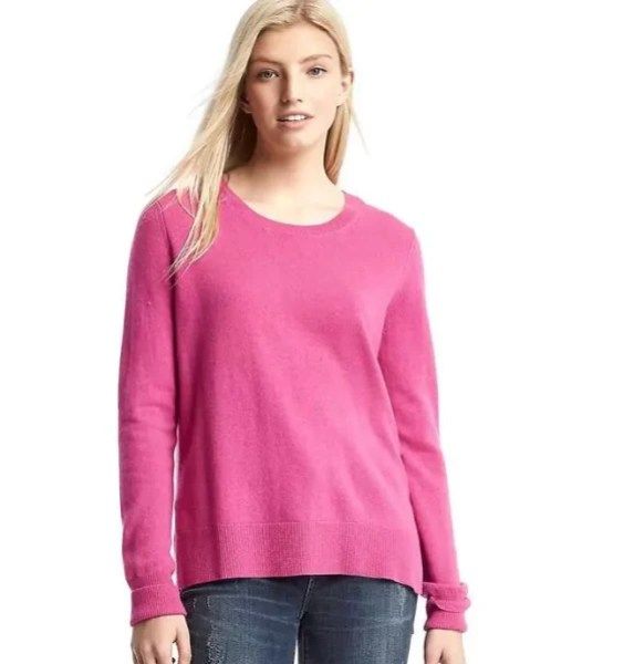 Gap sweater seen on Today Show Jill's Steals and Deals