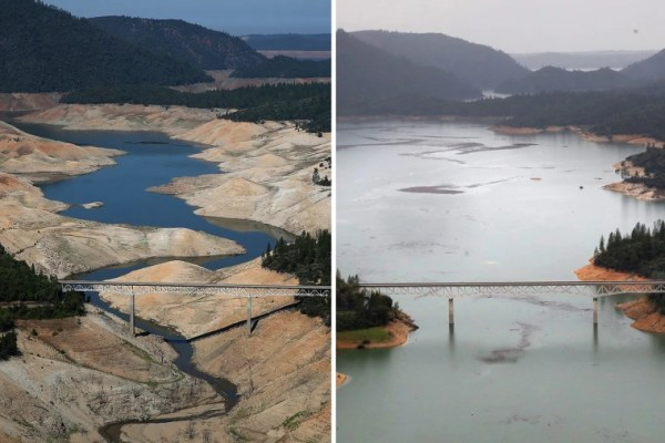 Drought Worries Over! See Water's Dramatic Return to ...