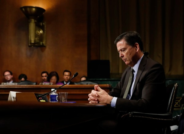 Trump Fires FBI Director James Comey Over Email ...